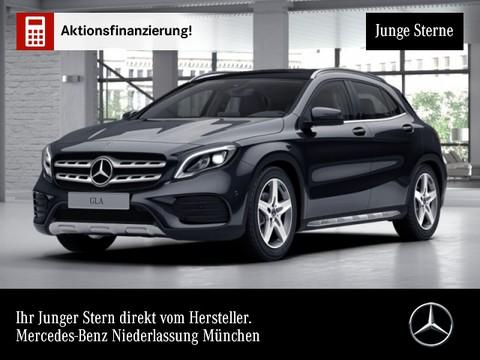 Mercedes-Benz GLA 200 AMG Laderaump