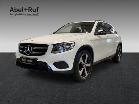Mercedes-Benz GLC 220 d EXCLUSIVE NIGHT
