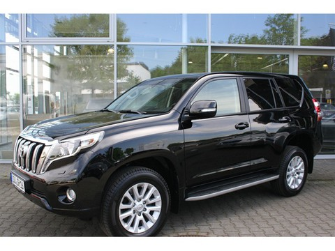 Toyota Land Cruiser Executive Glasschiebedach