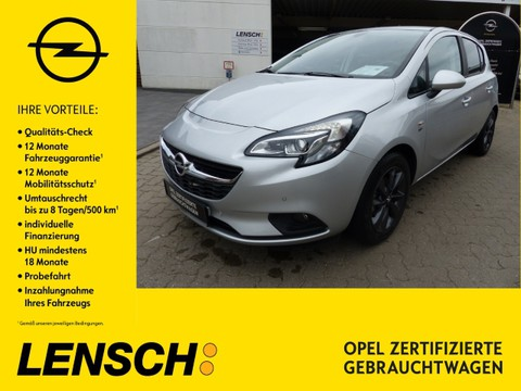Opel Corsa 1.4 120 Jahre WSSbeh LENKH