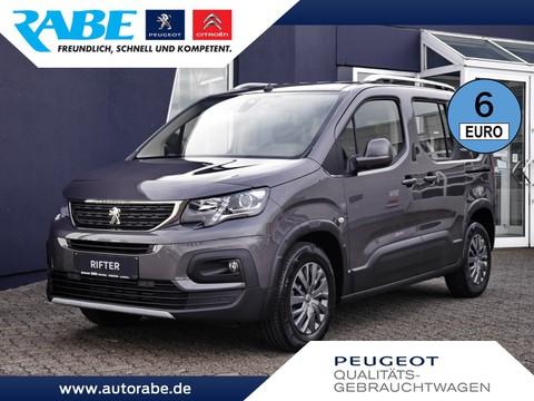 Peugeot Rifter Allure 100