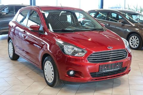 Ford Ka 1.2 Ti-VCT