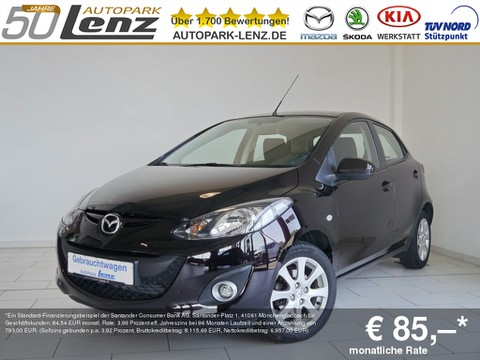 Mazda 2 Edition MTL RATE 85 - EUR