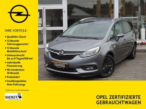 Opel Zafira C 120 Jahre abnehmbar
