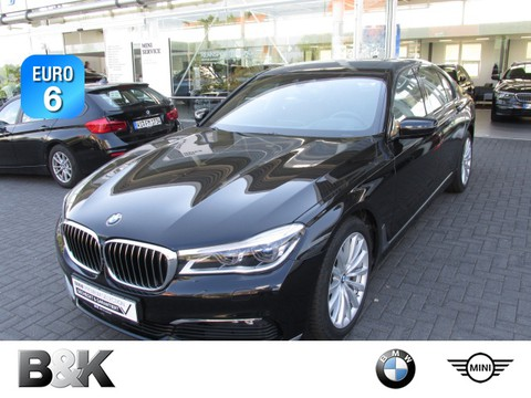 BMW 730 d xDrive Leasing o LSZ EUR 529