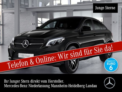 Mercedes-Benz GLE 400 Cp AMG Harman Night