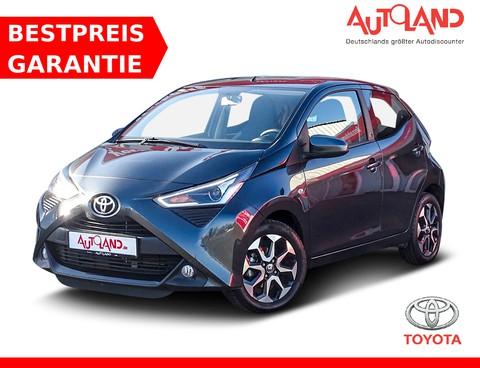 Toyota Aygo undefined