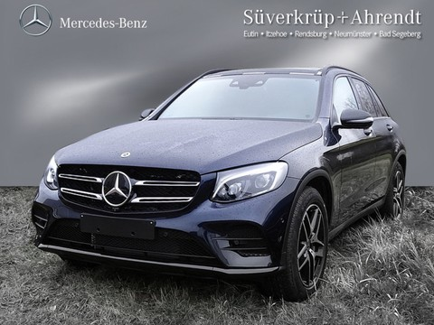 Mercedes GLC 250 AMG Exclusive Night Dist Fahrassist