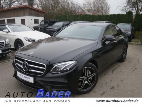 Mercedes-Benz E 300 de AMG Line Night 3750 EUR Bafa