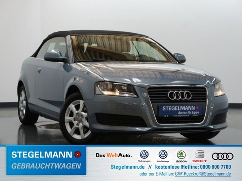 Audi A3 1.2 TFSI Cabriolet Attraction