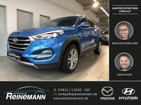Hyundai Tucson 1.7 CRDI Kombi