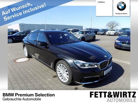 BMW 750 Ld xDrive Laser TV