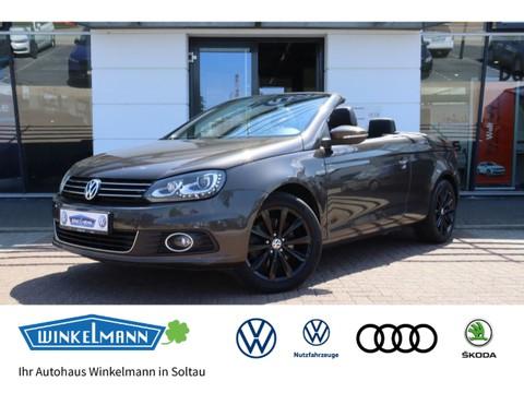 Volkswagen Eos 2.0 TDI El