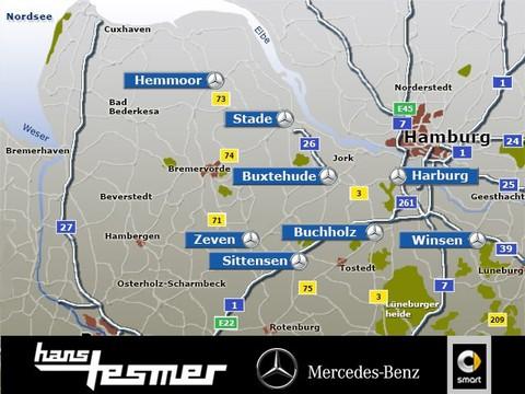 Mercedes-Benz SLC 250 d AMG Harman Spur-P
