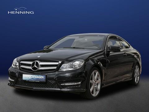 Mercedes-Benz C 180 Sportpaket AMG Automatik