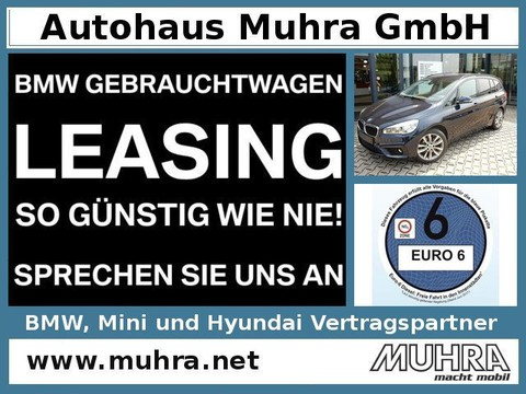 BMW 218 Gran Tourer 9.4 dA eh UPE 400 Automatik