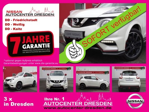 Nissan Juke 1.6 DIG-T Nismo Technology Assistenzpack