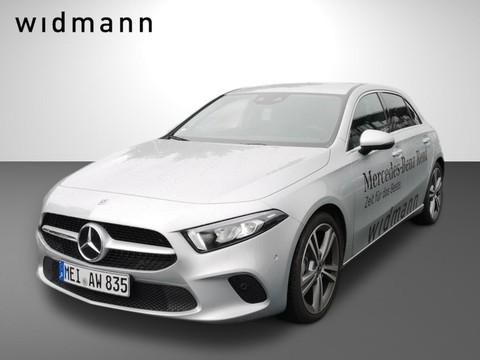 Mercedes-Benz A 200 Kompaktlimo Progressive 19 R