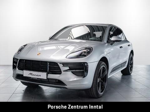 Porsche Macan   Komfortsitz   Entry & Drive  