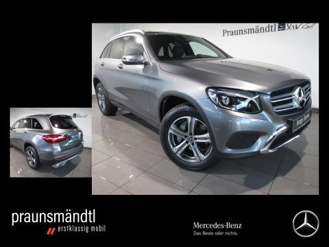Mercedes-Benz GLC 250 d Exclusive Com