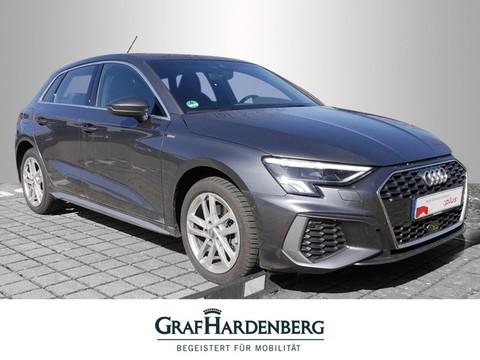 Audi A3 Sportback 40 TFSI e S-Line