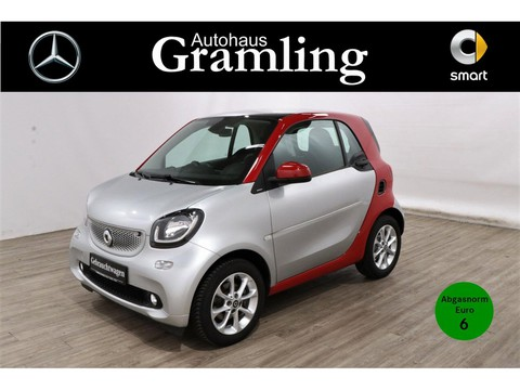 smart ForTwo coupe (52kW) passion