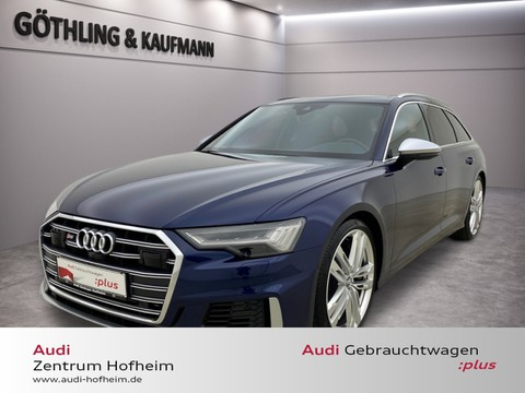 Audi S6 Avant TDI NSA Tour S-Sitze 4RL Pan