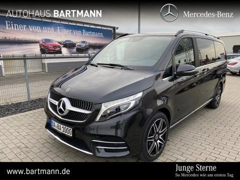 Mercedes-Benz V 300 d AVANTGARDE EDITION AMG °