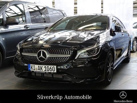 Mercedes CLA 180 Shooting Brake AMG PEAK