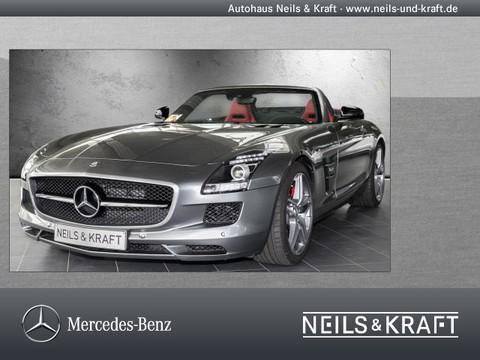 Mercedes SLS AMG Roadster GT SPEEDSHIFT