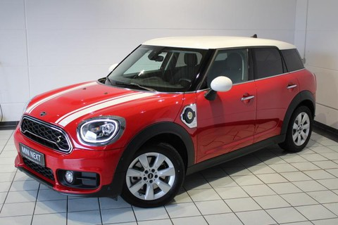 MINI Cooper Countryman SE ALL4