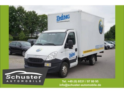 Iveco Daily 35 13 Koffer LBW el SP