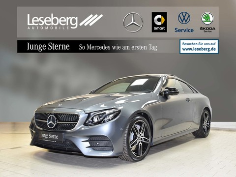 Mercedes-Benz E 300 Coupé AMG Line Night ° PanoSD
