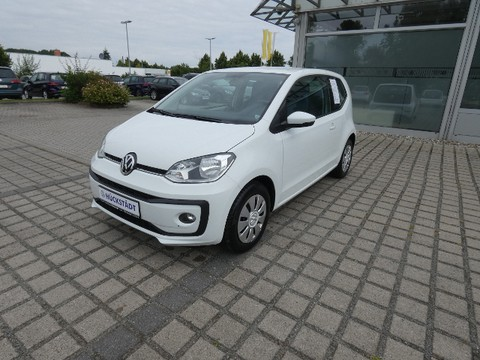 Volkswagen up 1.0 move