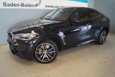 BMW X6 M Sitzlüftung Soft-Close