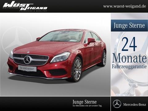 Mercedes-Benz CLS 500 AMG-Line