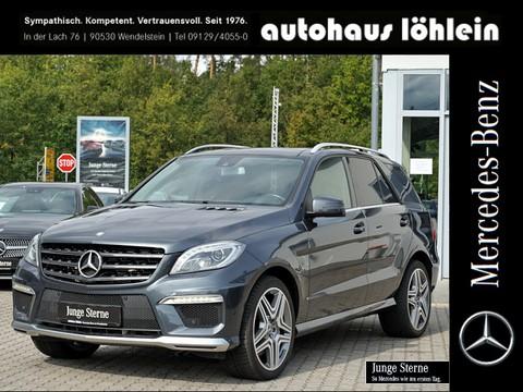 Mercedes-Benz ML 63 AMG BLACK-WEEK BIS ZU Drivers P