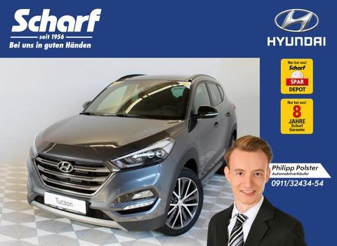 Hyundai Tucson Passion Plus