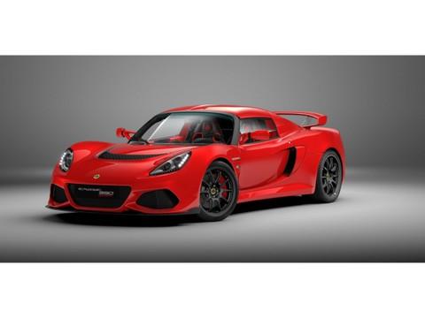 Lotus Exige Sport 390 CALYPSO RED by LOTUS HAESE