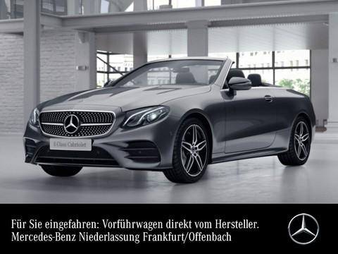 Mercedes-Benz E 200 Cab AMG Night