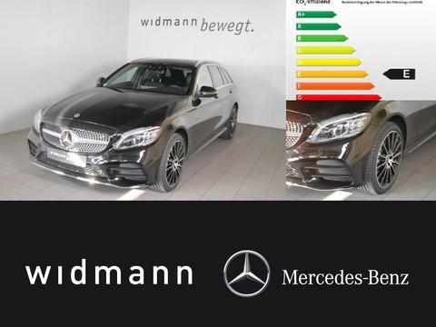 Mercedes C 400 AMG Sitzklima Burmester
