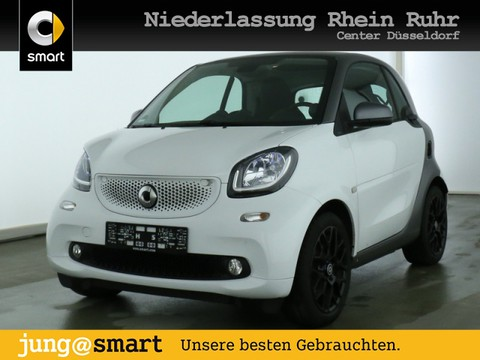 smart ForTwo coupé 66kW passion