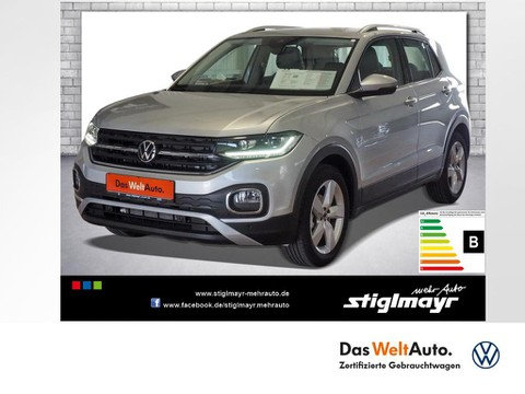 Volkswagen T-Cross 1.0 TSI Style 17`