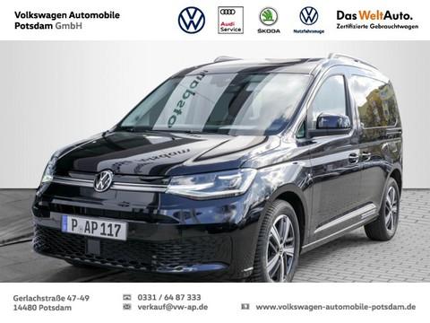 Volkswagen Caddy 2.0 l Life TDI Frontantrieb Radst 2755