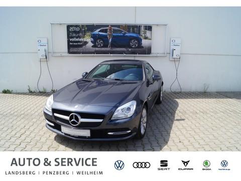 Mercedes-Benz SLK 200 Blue EFFICIENCY Automatik