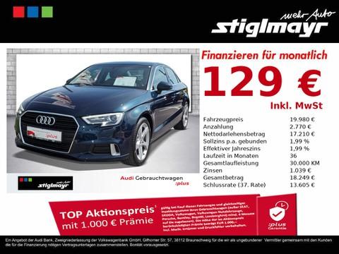Audi A3 Limo Sport 30 TFSI