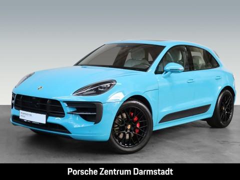 Porsche Macan GTS Entry & Drive