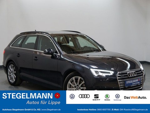 Audi A4 2.0 TDI qu Avant sport B O