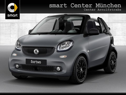 smart ForTwo cabrio 52kW prime Sport Komfort