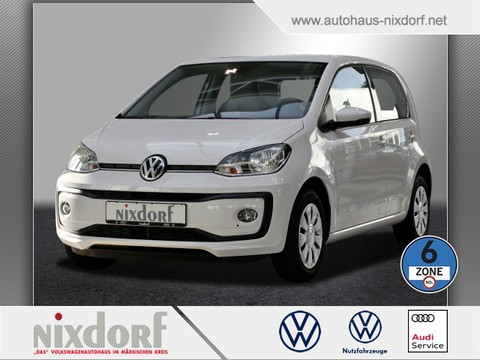 Volkswagen up 1.0 move up maps more